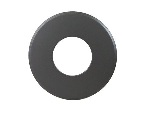 Ofenrohr Rauchrohr Wandrosette 150mm grau Senotherm Kaminrohr Rosette Wand