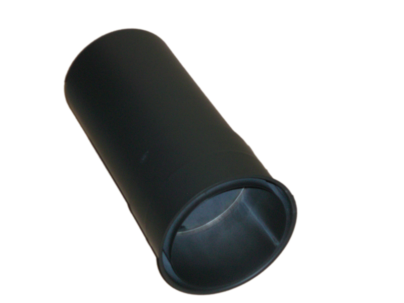 dn 130 mm doppeltes wandfutter mauermuffe schornstein online com. Black Bedroom Furniture Sets. Home Design Ideas