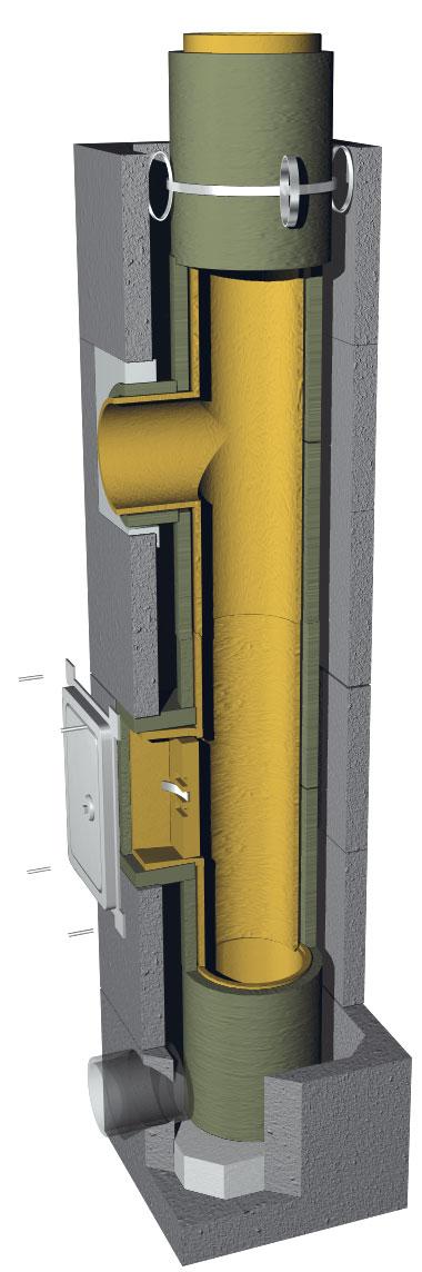 schreyer fblask las schornstein f r feste brennstoffe luftabgasschornstein f r. Black Bedroom Furniture Sets. Home Design Ideas