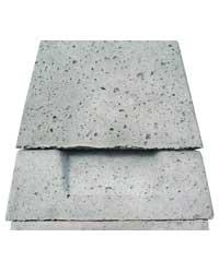 Schornsteinabdeckungen aus Beton