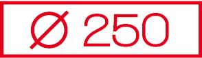 Ø 250 Schornsteinsanierung einwandig Pellets