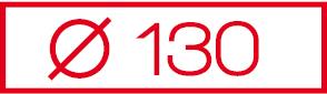 Ø 130 Schornsteinsanierung einwandig Pellets