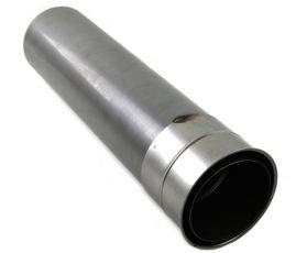 Rauchrohr DN 150 mm Wandfutter für Wanddurchführung bis 600 mm