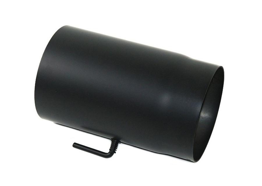 rauchrohr ofenrohr kaminrohr dn 150 mm. Black Bedroom Furniture Sets. Home Design Ideas