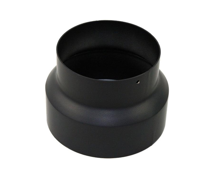 reduzierung f r rauchrohr ofenrohr 200 150 mm. Black Bedroom Furniture Sets. Home Design Ideas