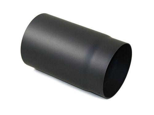 Rauchrohr grau DN 150 mm Längenelement 150 mm