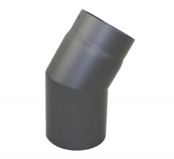 rauchrohr dn 200 mm ofenrohr kaminrohr winkel 30 schornstein online com. Black Bedroom Furniture Sets. Home Design Ideas