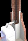 Jeremias PPs Abgasanlage DN 80 mm 15 Meter Komplettpaket