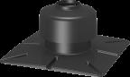Jeremias DN 100 mm Mündungsset aus Kunststoff