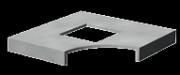 Schreyer Spezialabdeckplatte ASL 18