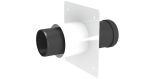 Jeremias DN 60 mm Anschlusselement füt TWIN_PL inkl. 130-PP04
