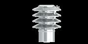 Jeremais DN 100 mm Lamellenaufsatz Edelstahl