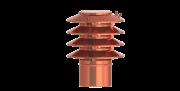 Jeremias DN 180 mm Lamellenaufsatz Kupfer